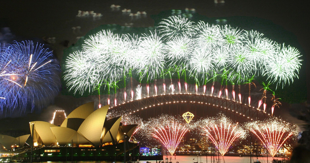 Sydney-reveillon