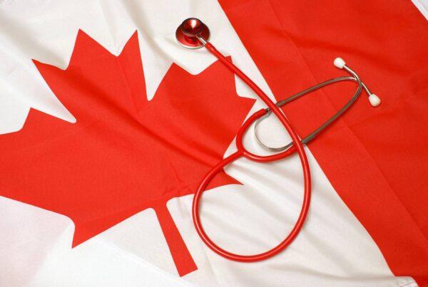 Medicina-no-Canadá