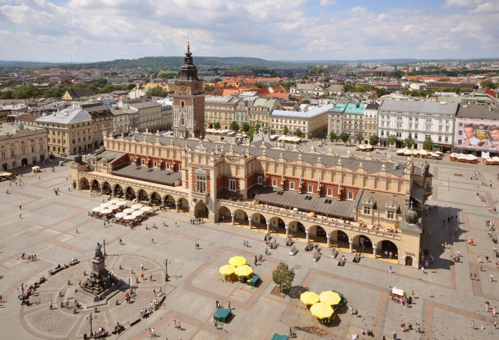 cidades-universitárias-da-Europa-Cracóvia
