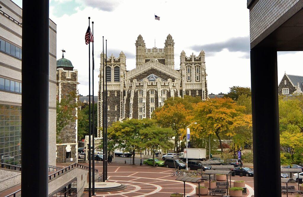 universidades-da cidade-de-Nova-York-City-College-of-New-York
