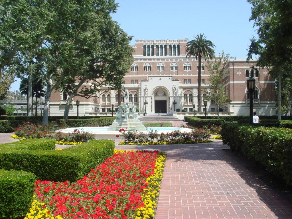 universidades-de-los-angeles-USC